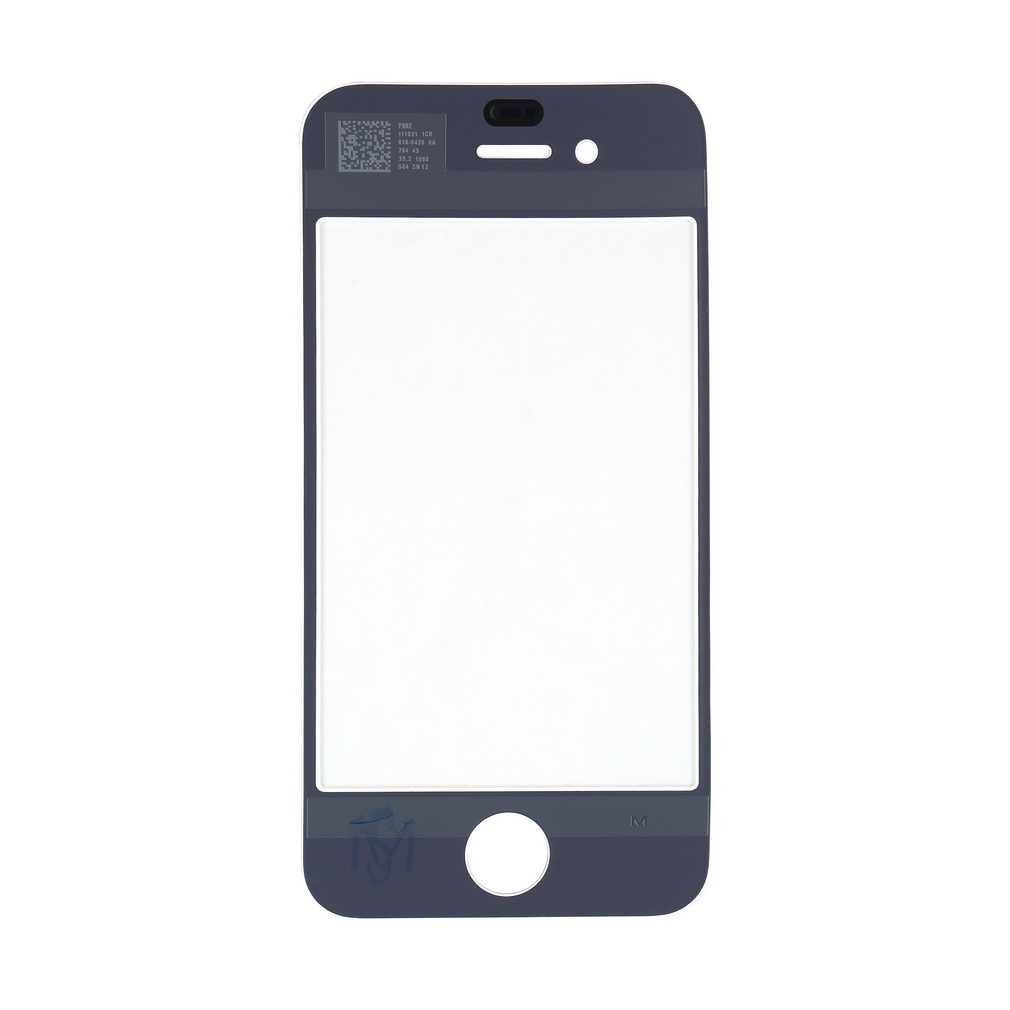 Front screen glass lens repair replacement for apple iphone 4g 4 mr ebay - Reparation telephone lens ...