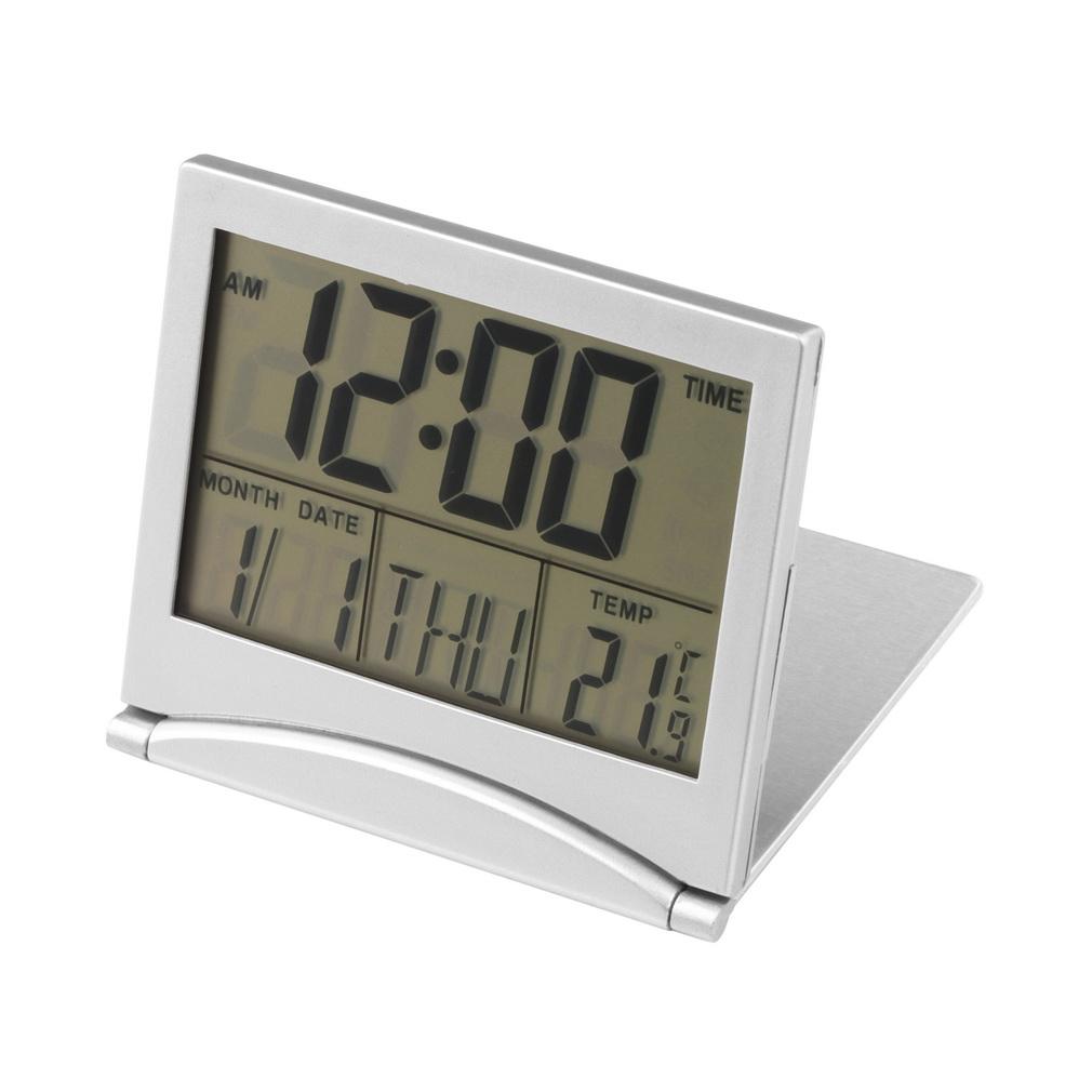 New Desk Digital LCD Thermometer Calendar Alarm Clock ...