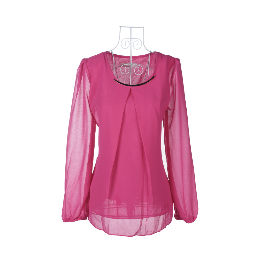 korean casual blouse smart casual blouse
