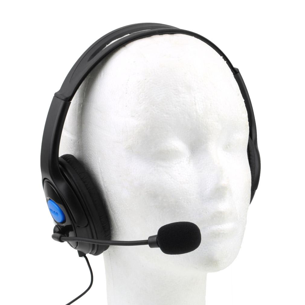 Sony ps4 headphones headset - headphones with microphone ps4 7.1