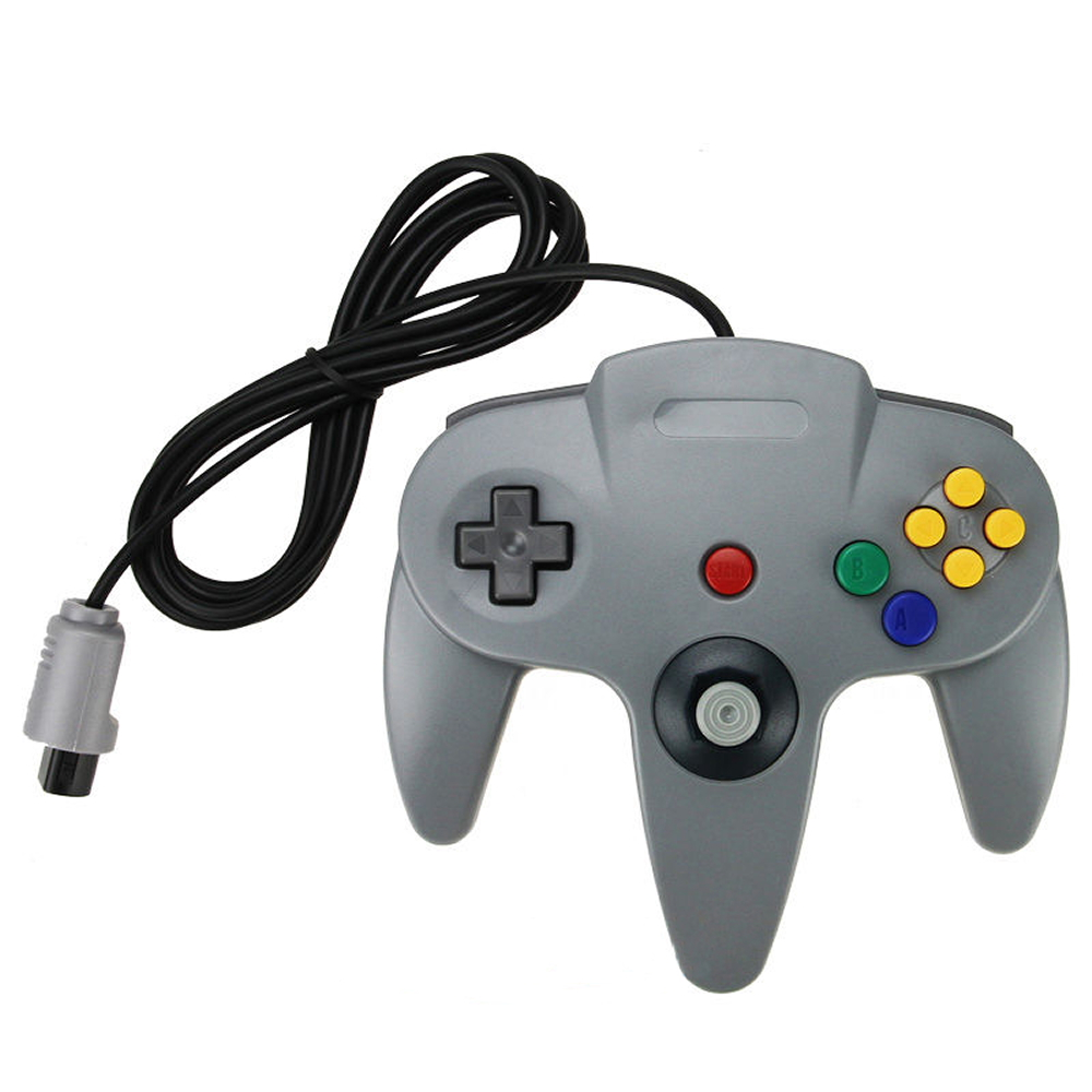 how to hold n64 controller