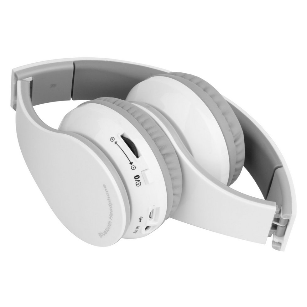 wireless stereo bluetooth 4 0 headphones for all cell phone laptop pc tablet. Black Bedroom Furniture Sets. Home Design Ideas