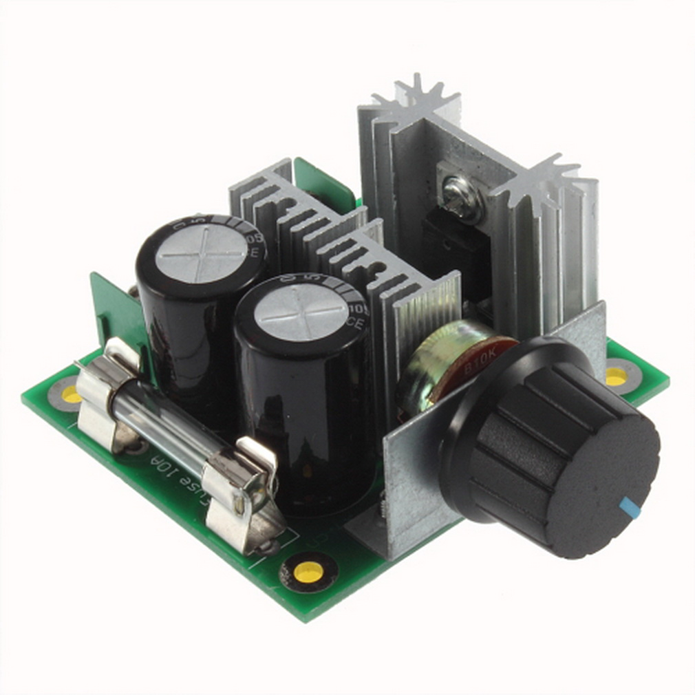 12v 40v 10a 13khz pulse width modulation pwm dc motor for Speed control electric motor