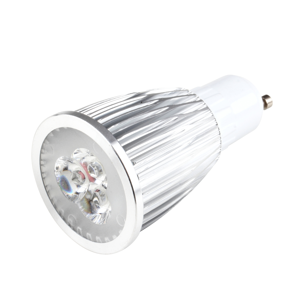 Led Spotlight Light Bulbs: 9W GU10 Spotlight LED Downlight Lamp Bulb 85-265V Spot