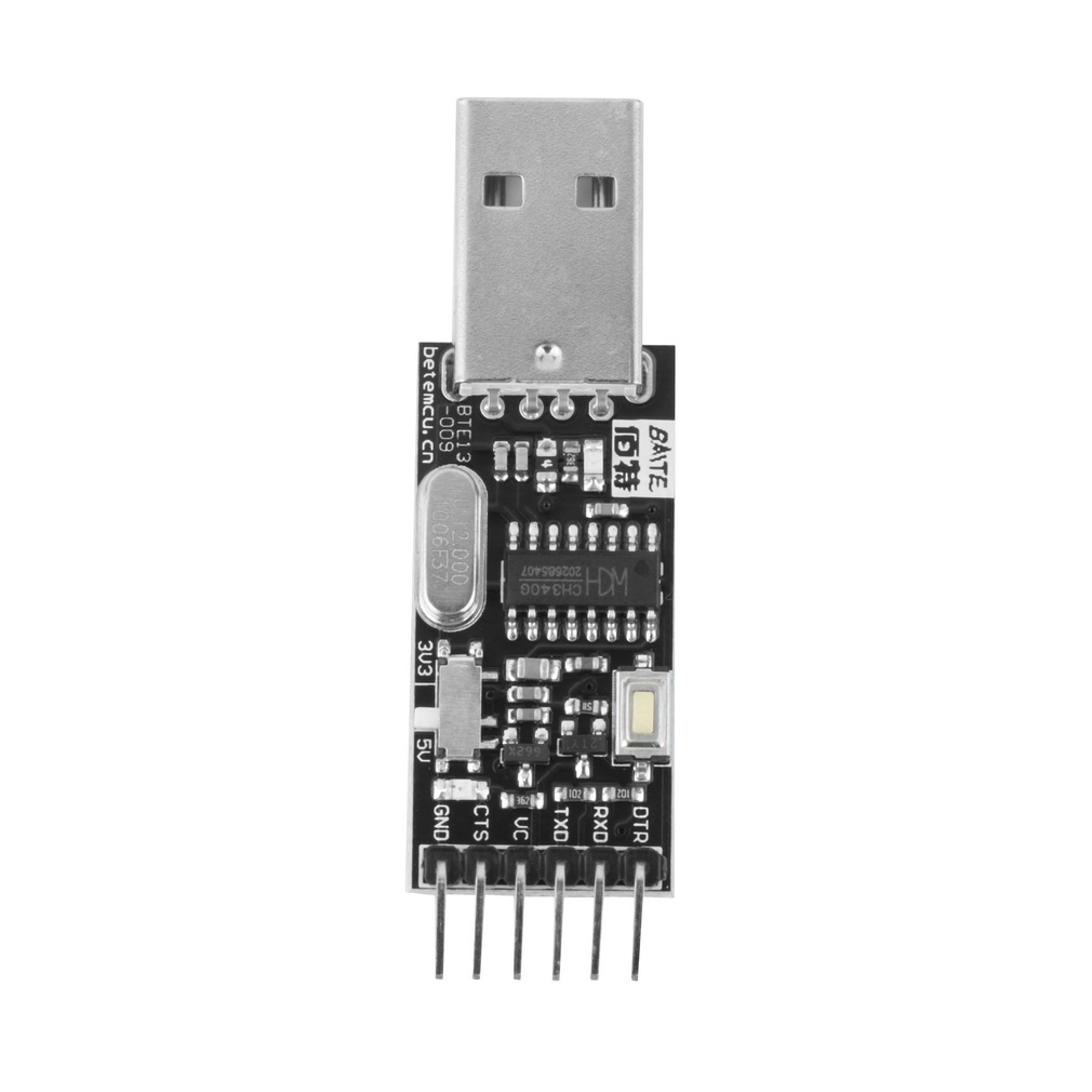 the mini module is designed specifically for stc download and