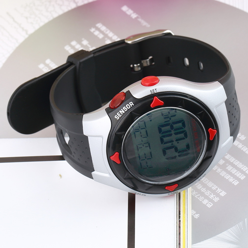 sports instruments heart rate monitor manual