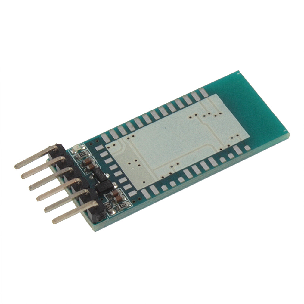 Interface base board serial transceiver bluetooth module