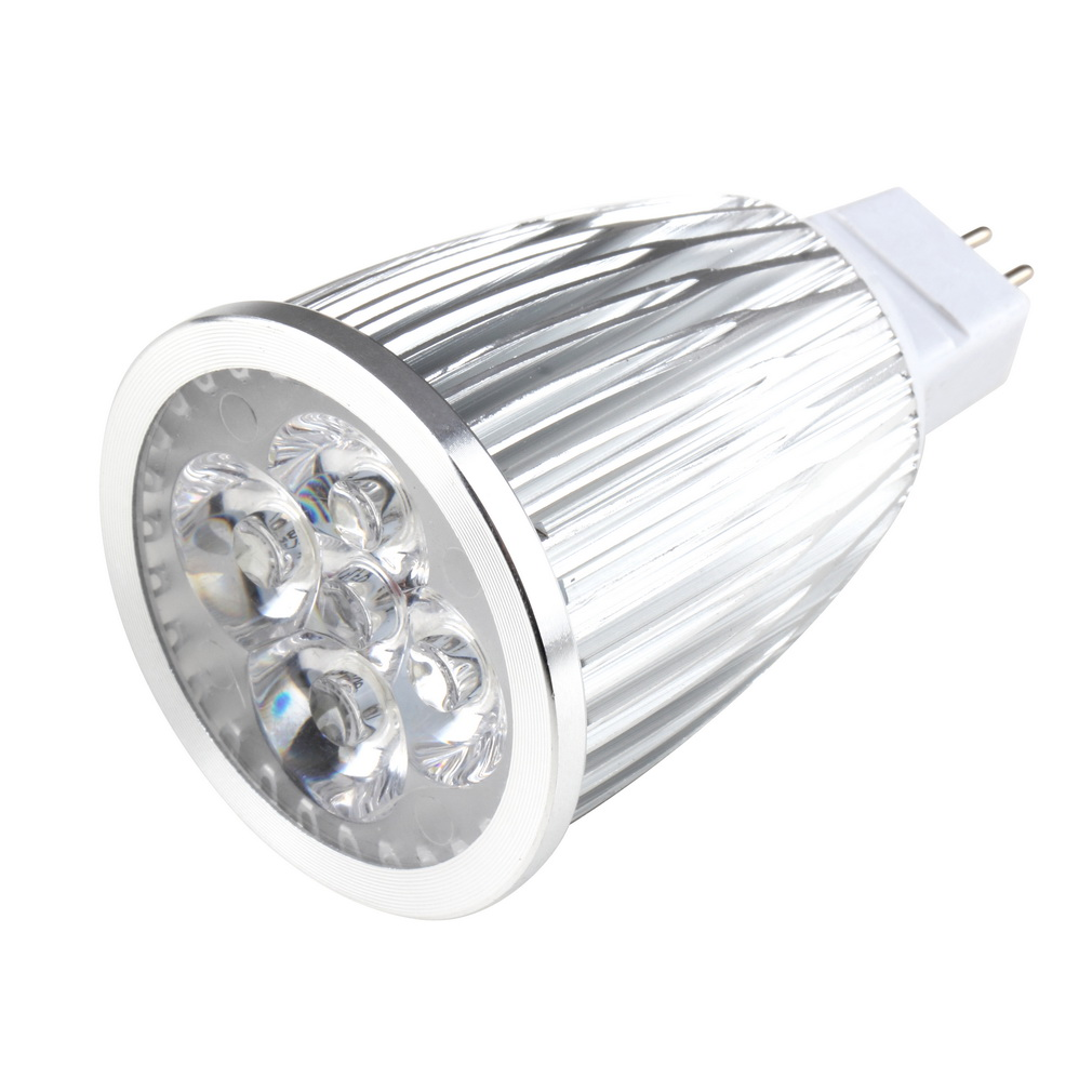 Led Spotlight Light Bulbs: 12W MR16 Spotlight LED Downlight Lamp Bulb 12V Spot Light