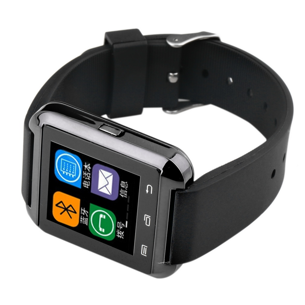 New Bluetooth Smart Wrist Watch Phone Mate For Android ...