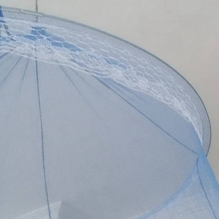 Elegant Round Lace Insect Bed Canopy Netting Curtain Dome Mosquito Net Cc
