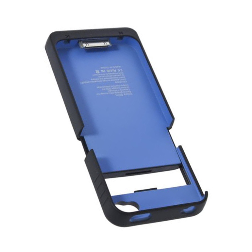 external battery charger for iphone blue 1900mah external backup battery charger for 9720