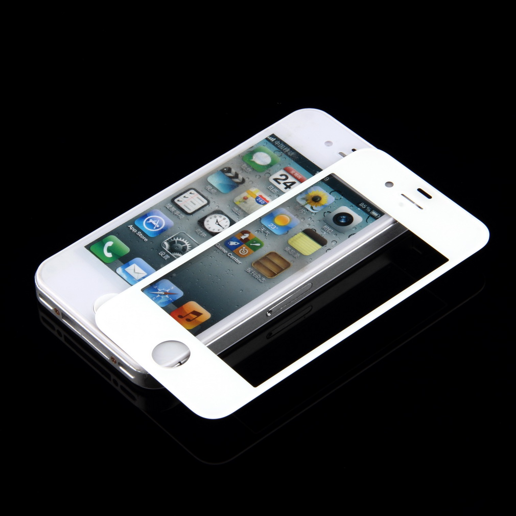 iphone 4 glass replacement front screen glass lens repair replacement for apple 5600